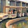 似而非カラーシリーズ 昭和キッズのオアシス デパート屋上遊園地2 豆汽車