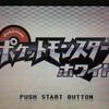 DS「ポケットモンスター ホワイト」をプレイ開始
