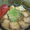 新中野でチャーシュー麺