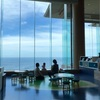 「星野リゾート リゾナーレ熱海」チェックインまでの子供の遊び場紹介