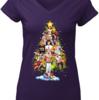 Cool J.J. Watt Christmas Tree sweater
