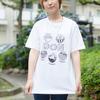 外国人のお土産に大人気の「食べ物モチーフTシャツ」が予想以上に可愛い