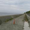 淡路島でサイクリングしてきた 04「海岸は道の状態はいいが、車が恐い。」