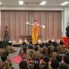 一宮警察主催・クリスマス交通安全イベントが一宮西病院で開催されました