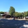 法華経寺に参拝する 千葉県市川市中山