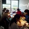 レッスンレポート)1/11本川町教室 にぎやかなクラスです