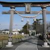織田信長が「長篠の戦い」の前に7日間の戦勝祈願をした結神社。