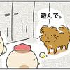 【犬漫画】散歩の内容に異議ありな犬。