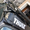 BMW E30 【スタイルアップ File31 】THULE  Roof Ruck TH581 装着。
