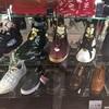 NIKE AIR JORDAN等 sneaker中古市場調査