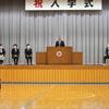 4月6日(火) 新任式・始業式