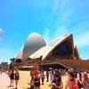 シドニー中心部からオペラハウスまで歩いて観光してみた!