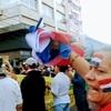 パラグアイで大統領解任を求める大規模デモ