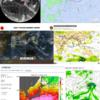 【台風の卵】日本の南西には台風16号の卵(95W)・南東には台風17号の卵(98W)・台風18号の卵(97W)が存在!気象庁の予想では南西の熱帯低気圧が24時間以内に台風16号『ペイパー』に!南東の熱帯低気圧は週明けにも台風17号となって再び関東地方に接近!?台風15号の再来か!!
