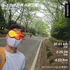 とちぎ月例マラソン30km~4月24日~