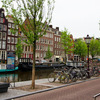 世界遺産の運河とアムステルダムの街並・夜景【オランダ観光おすすめ情報】