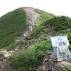 斜里岳。7月中旬。