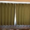 既存サイズのカーテンを買いました