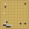 AlphaGo対AlphaZeroの棋譜11