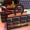 クリスマス直前の新宿伊勢丹はチョコケーキが花盛り!