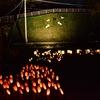 あんどん・灯篭の予想以上の数にびっくり 杵築市 観月祭