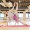 踊るための10分体幹ヨガ 腹筋、脇腹、二の腕、ヒップ、背筋、ハムストリングス
