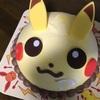 娘の誕生日に登場したケーキ