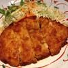 チキン南蛮定食(L)は、チキンが、通常の1.5倍です。 (@ ごはん処やよい軒 池袋劇場通り店 in 豊島区, 東京都)