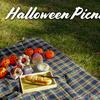 【ひとりが楽しいピクニック】Halloween Picnic in Japanese park