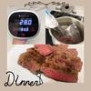 料理嫌いが低温調理器BONIQ(ボニーク)でステーキを作った【レビュー】