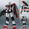 黒いガンダム【機動戦士ガンダム】ROBOT魂「RX-78-1 プロトタイプガンダム ver. A.N.I.M.E.」ロボット魂-SIDE MS-【バンダイ】より発売♪