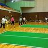 名古屋市体育館バウンドテニス教室 第2回