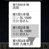 【天鳳レポ】6/26 1着への道