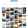 ホームページ完成 と Masonry(Pintarest)風レイアウト と Macy.js
