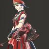【FFXIV】赤服赤杖