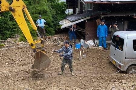 ■令和2年7月大雨災害 飛騨 被災地活動記録(11)