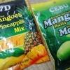 マンゴー&パイナップル★ドライフルーツをいただきました~
