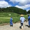 佐賀市富士町 苣木地区の草刈り & トレイルライド