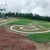 富良野ラベンダー畑めぐり 中富良野町営ラベンダー園 リフトに乗って高台へ‼