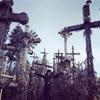 【バルト三国女子旅】リトアニア③〜世界遺産「十字架の丘」〜