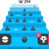 """【おすすめ】""""Stairs""""という無料ゲームアプリを遊んで色々と紹介していく 58作品目"""