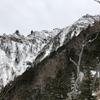 〈個人山行〉冬の真教寺尾根