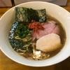 『麺屋 謝(いやび)』③  限定「オマール海老そば+海老和え玉」青森県藤崎町