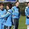 6月6日W杯開幕に向けて、なでしこジャパンが合宿入り! 宮間、澤のコメントなどを随時レポート!
