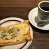 朝食 8:05