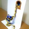 3Dアート『ラプンツェル』とそのメイキング過程