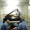新しくピアノがやってきた!①