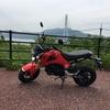 【モトブログ 】レンタルバイク(グロム)でしまなみ海道ツーリング