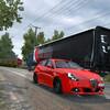 【ETS2】Alfa Romeo Giuliettaを入れてみた