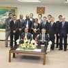 東ティモールの若手議員と外交官を迎えました